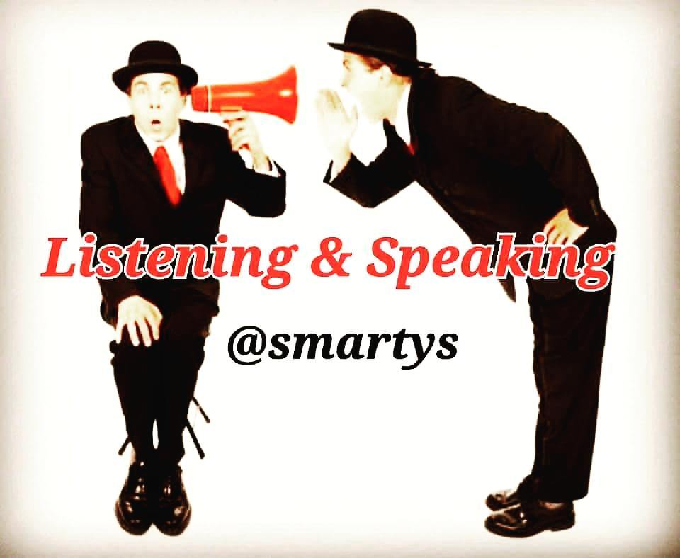 Is your listening good?Is your speaking good?If not Do youhellip
