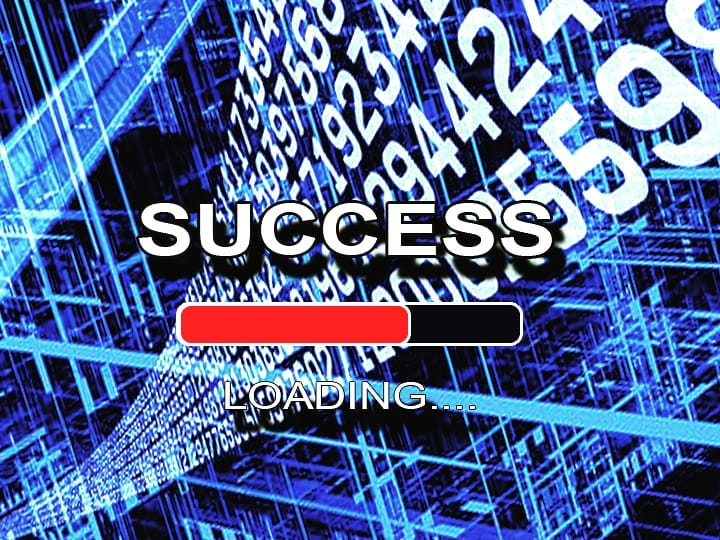 success Englishspeakimg