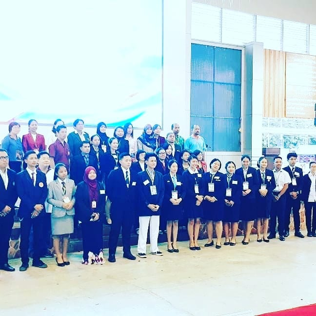 ASEAN English Speaking Competition in Suphanburi City