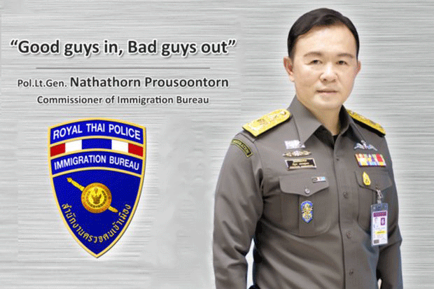 Thai-Immigration-officer
